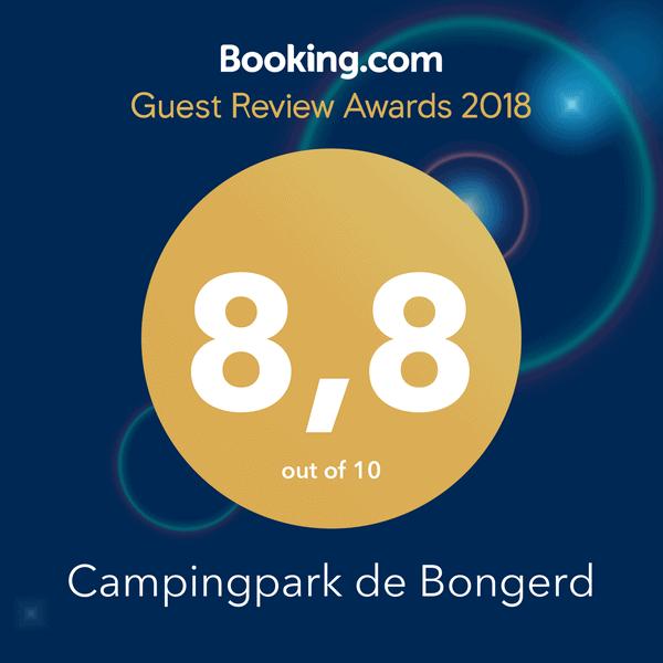 Booking.com Award de Bongerd